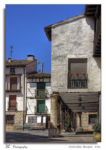Covarrubias (Burgos) Spain