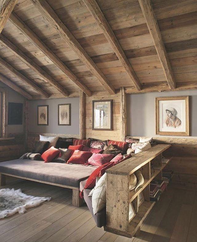 364 best attic addict use that space beautifully images on pinterest attic spaces attic - The rustic attic ...