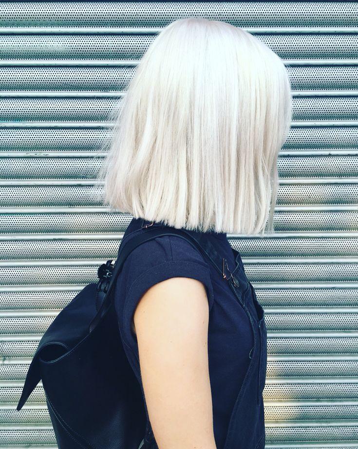 Hair by Loren Miles for Bleach London                                                                                                                                                                                 More