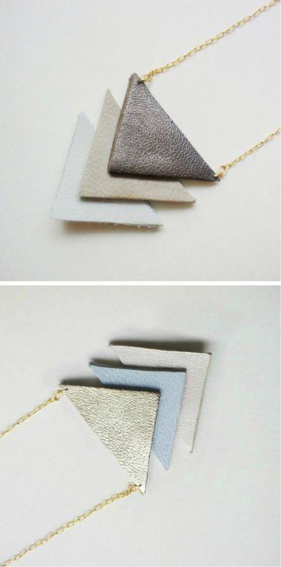 Collier en cuir