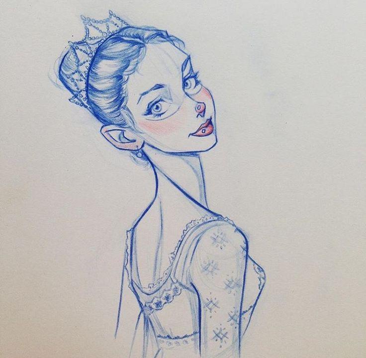 Nicolegarber2 - #art #drawing