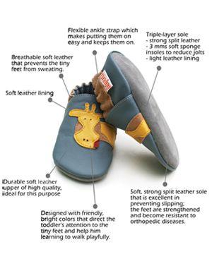 Liliputi soft soled shoes