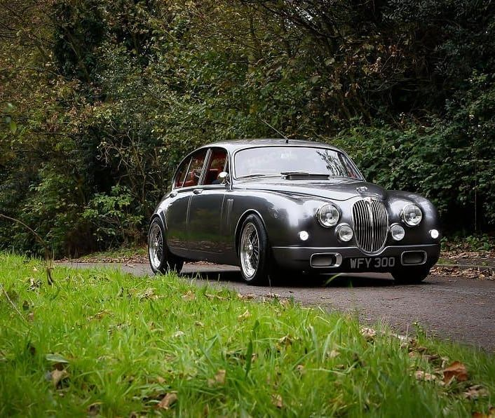 Ian Callum S Jaguar Mkii With Images Jaguar Car Jaguar Classic Cars