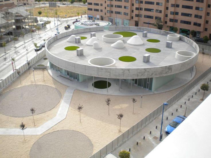 Infant School Student in Vereda / Rueda Pizarro Arquitectos