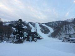 1月9日  天候曇り  気温-3  積雪60  風速東南3m  ピリカスキー場は全面滑走可能総滑走距離約4400m雪ありますよー  本日新成人の運試し最終日新成人以外のお客様もお楽しみいただけますよ  パークは昨日よりアイテム数増加ピリカならではのチャレンジパークをお楽しみください  本日も営業時間9:0021:00無料送迎バス八雲便も運行しております  http://ift.tt/2gRu4z9  #pirika #ピリカ #ピリカスキー場  tags[北海道]