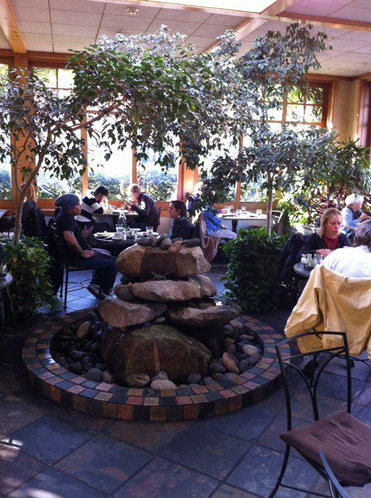 Cafe Flora in Seattle, WA