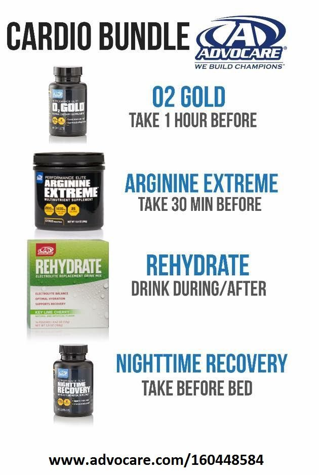 AdvoCare's Performance Elite products can help you take your workout to the next level.  Check out all of AdvoCare's Performance Elite products at http://www.advocare.com/products/performance_elite.aspx