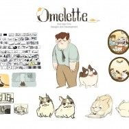 OMELETTE by Maddie Sharafian