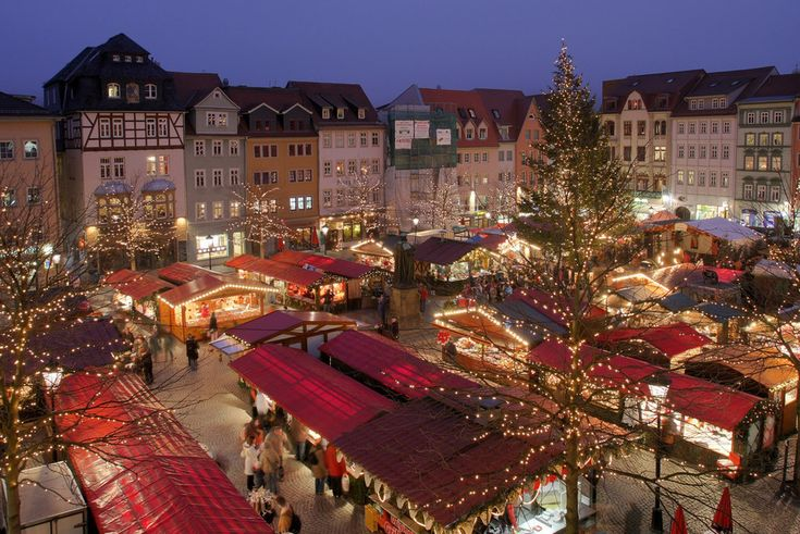 Jena, Germany | 39 Christmas Markets Across Europe To Visit Before You Die