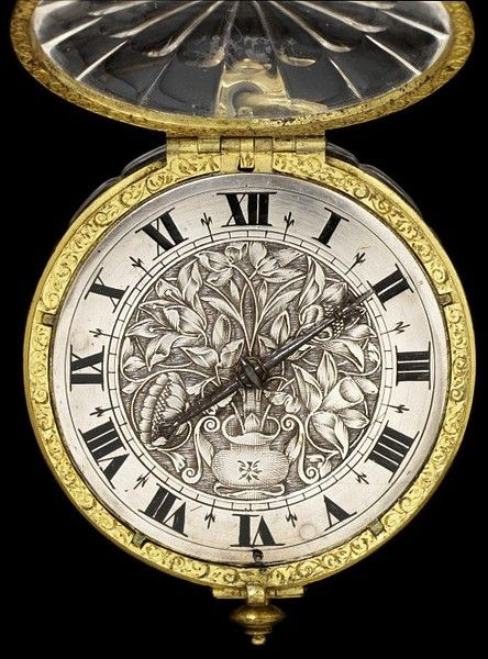 ~ beautiful antique watch