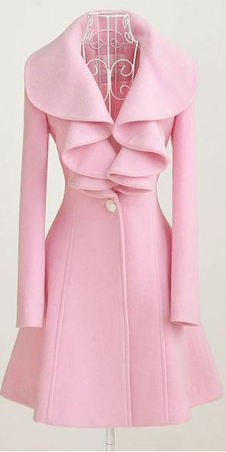 dreamiest coat evah ❤︎