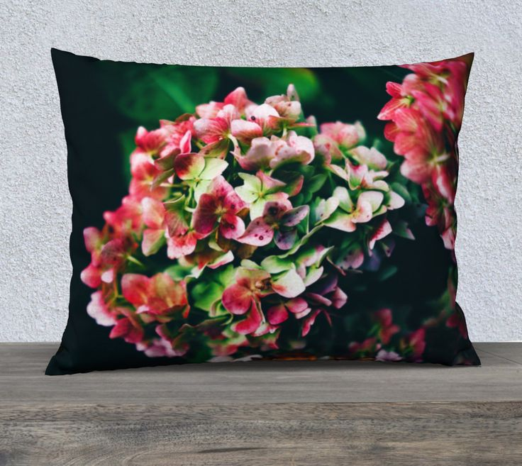 """26""""+x+20""""+pillow+""""Treasure+of+Nature+II""""+by+Mixed+Imagery"""