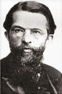 Carl Menger, the founder of Austrian School of Economics.