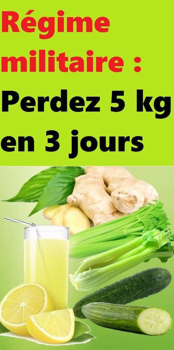 regime detox 3 jours menu