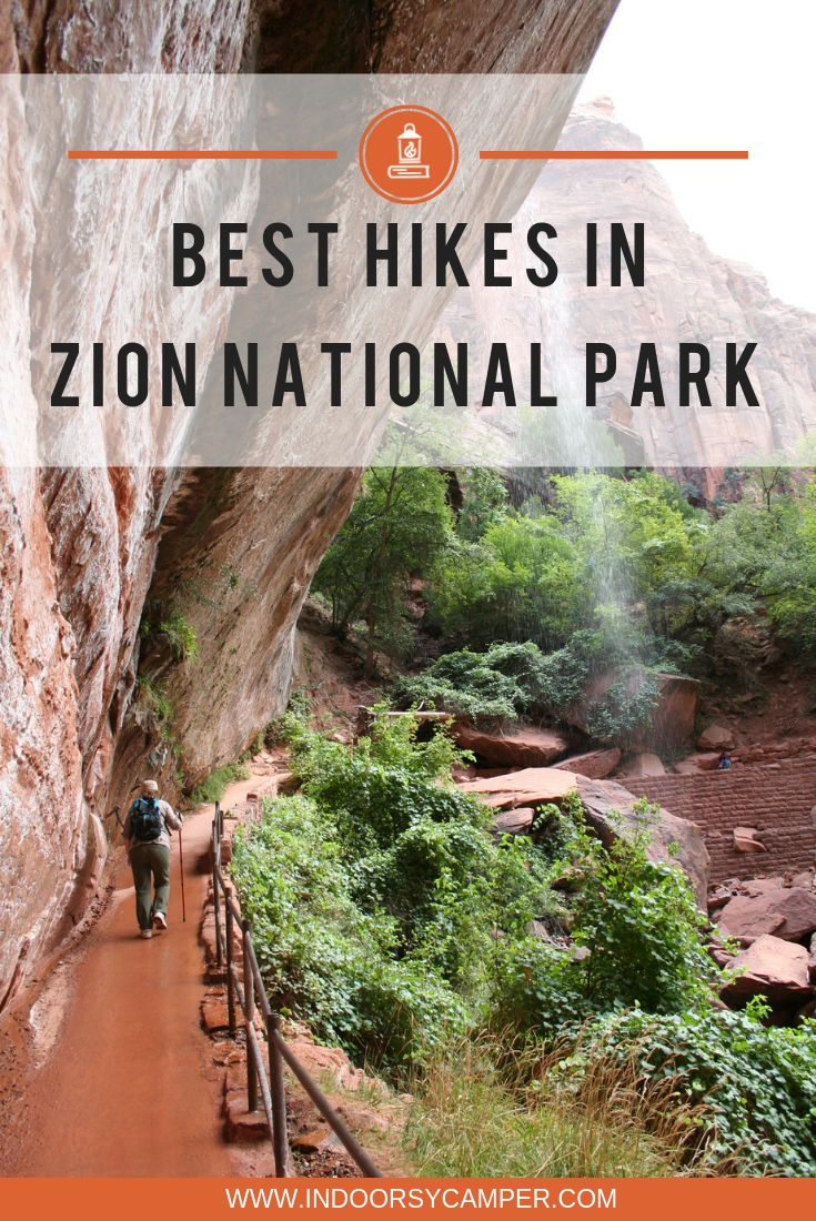 Four Best Hikes in Zion National Park According to Outdoor Bloggers