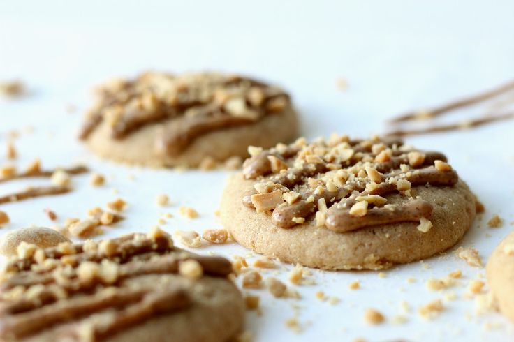 TheBloggerGirl: recept: krehké cookies, ktoré si zamilujete ♥