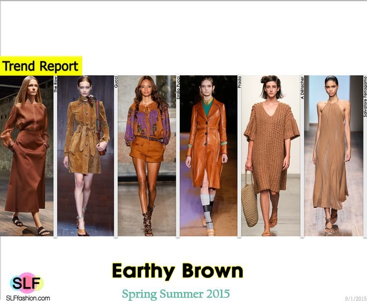 Trendy Colors 3251 best trend report: spring summer fashion style images on