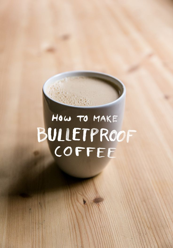 How to make Bulletproof Coffee  |  The Fresh Exchange