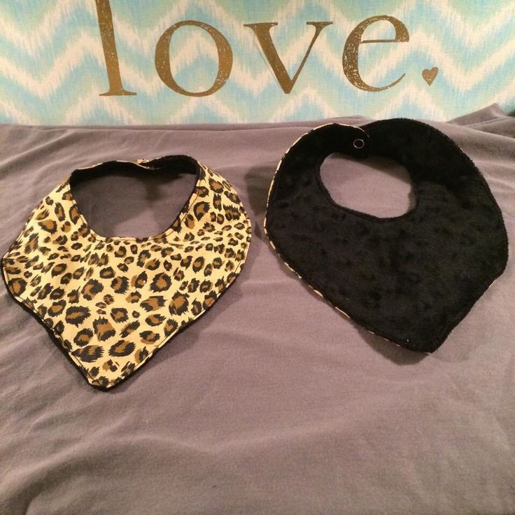 A personal favorite from my Etsy shop https://www.etsy.com/ca/listing/213316386/leopard-scarf-bandana-bib