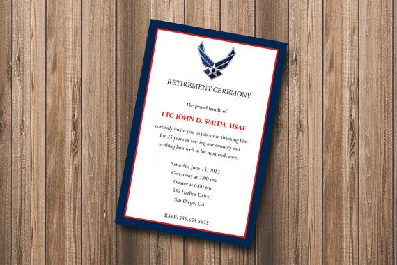 military navy army marines air force retirement ceremony