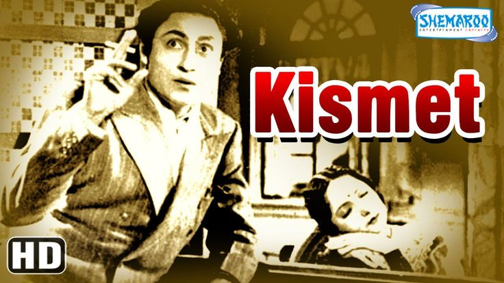 Watch Kismet HD - Ashok Kumar - Mumtaz Shanti - Shah Nawaz - Old Hindi Full  Movie watch on  https://free123movies.net/watch-kismet-hd-ashok-kumar-mumtaz-shanti-shah-nawaz-old-hindi-full-movie/