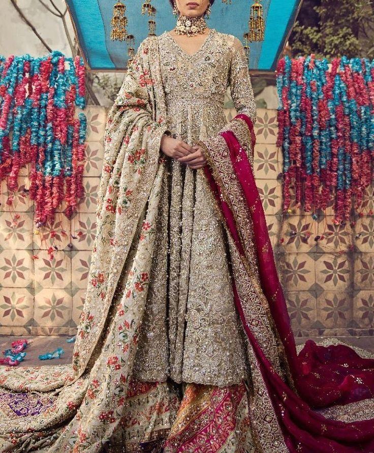 """The Pakistani Bride on Instagram: """"#ZaraPeerzada as a #Suffuse bride #thepakistanibride"""" • Instagram"""