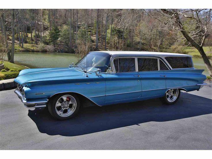 1960 Buick Invicta Station Wagon for Sale | ClassicCars.com | CC ...