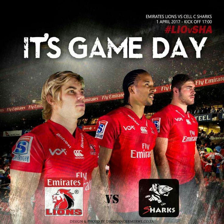 Its game day at Emirates Airline Park!  #LeyaTheLion #Lions4Life #Liontainment #EmiratesLions #EmiratesAirlinePark #BeThere #MyLionsMoment #LIOvSHA