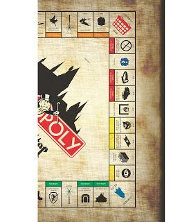 DIY Harry Potter monopoly!! Printable PDF version. Trying this one!!!!
