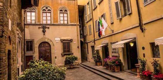 Prácticas de trabajo en Hoteles en Florencia