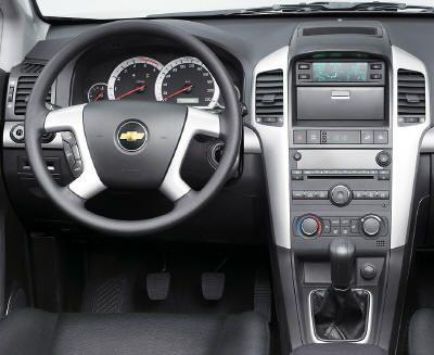 Chevrolet Captiva LS 20