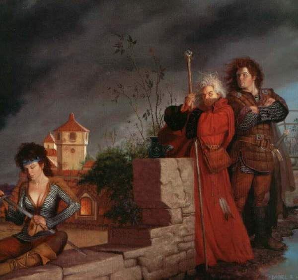 Dragonlance, Raistlin Chronicles, Brothers in Arms by Daniel R. Horne