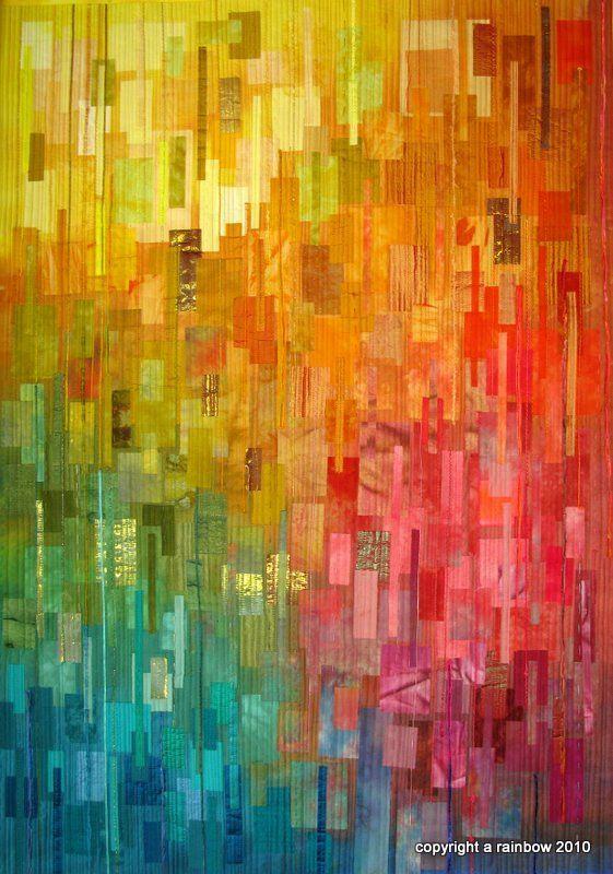 Colourwash, Harmony by Annabel Rainbow