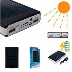 Seulement €12.04, acheter le meilleur 100000mah double usb chargeur solaire batterie externe banque d'alimentation portable pour téléphone cellulaire Site de vente en ligne au prix de gros. US/UE direct.
