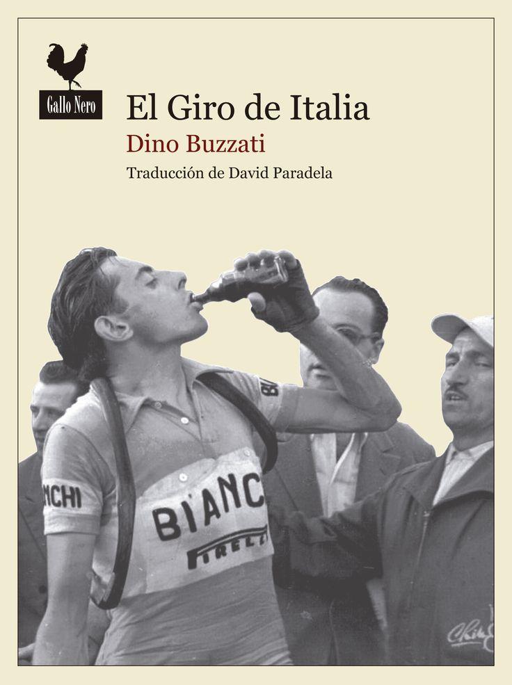 Dino Buzzati cronista del Giro de Italia