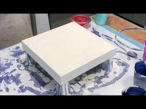 Dragon Fly Acrylic Poursink Strainer Flower Youtube En