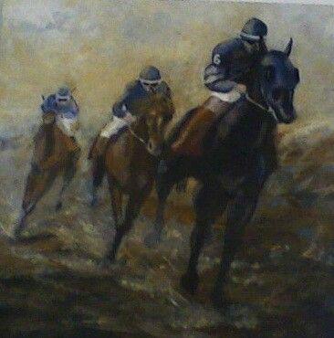 Being First by Christine Joubert