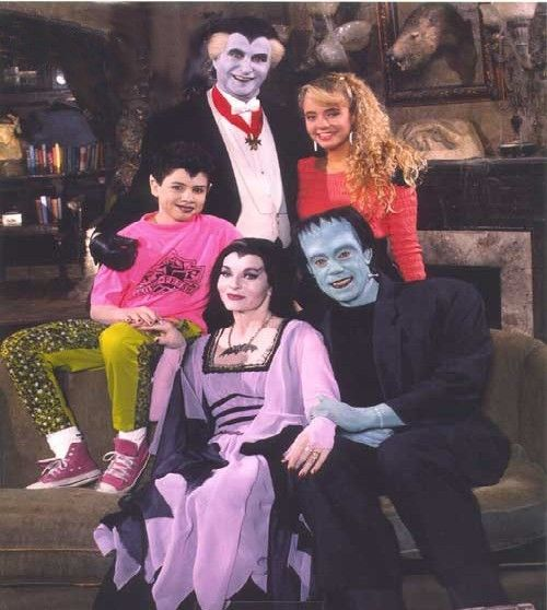 The Munsters Today 1988-1991 #1980s #1990s