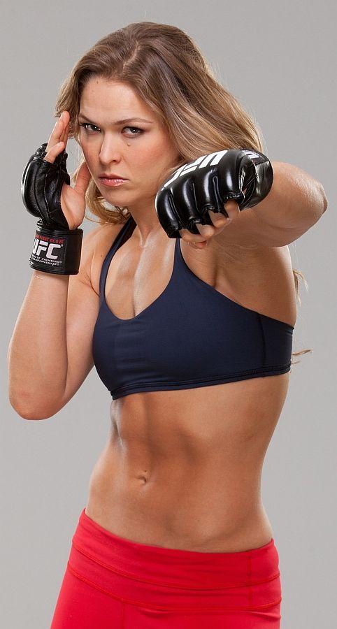 Ronda Rousey, gostosa!