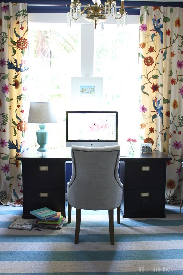 The Inspired Room Home Office