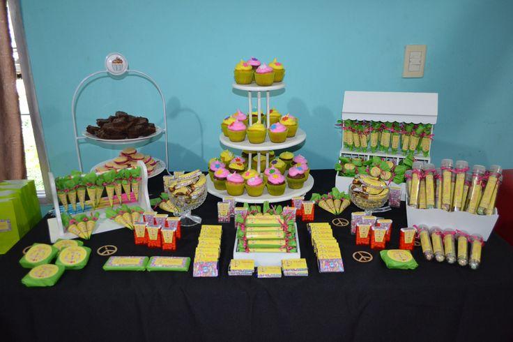 mesa de candy
