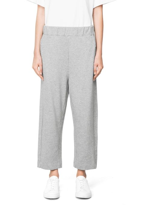 Weekday Amelia Sweat Pants in Grey