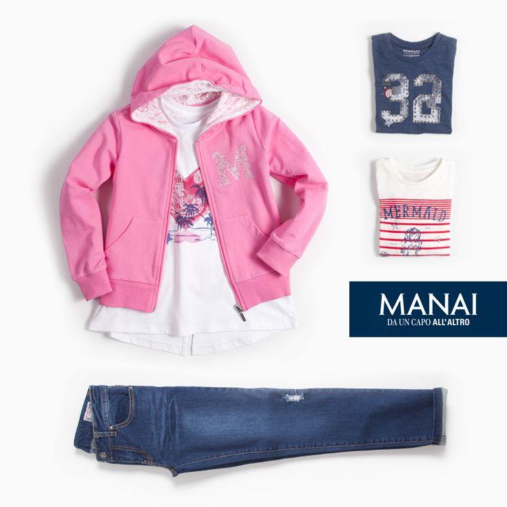 #NuoviArrivi #SpringSummer2017 Nuovi look pieni di colore per la primavera Manai! Scopri tutte le novità, acquista ora o trova il negozio più vicino a te su http://www.manai.it