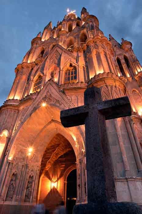 México de Colores. San miguel de Allende