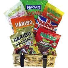 Image result for haribo gift basket