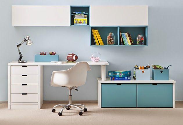 Escritorios juveniles dormitorios juveniles - Mueble infantil madrid ...