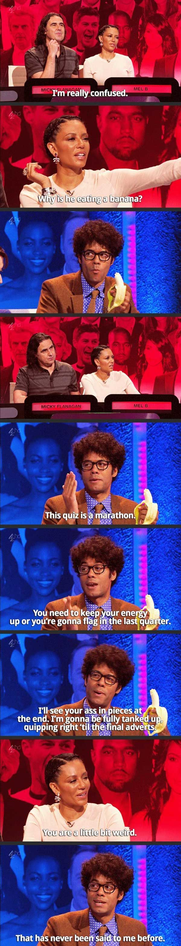 """The Big Fat Quiz of the Year"" is a treasure"