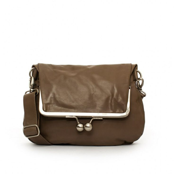 Sticks and Stones Bag Cannes Taupe