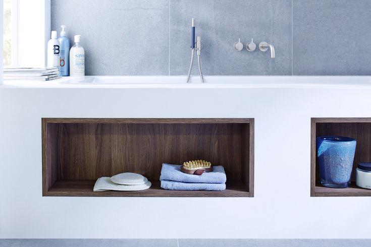 Mehr Platz im Bad – So schaffen Sie Stauraum und Ablage