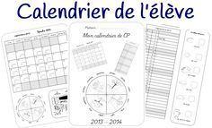 Voicile calendrier pour l'année scolaire 2017/2018 pour les 3 zones ainsi que pour la Corse, la Guyane, l'Île de La Réunion, Mayotte, la Belgique, la Suisse, la Martinique et la Guadeloupe. J'ai choisi de le construire sous forme de livret (idée à voir sur le blog de la classe de Madame Figaro), avec deux pages pour chaque mois de l'année. Après la page de garde, chaque mois est composé de deux pages se faisant face. Pour le tableau, je me suis inspirée de la présentatio...